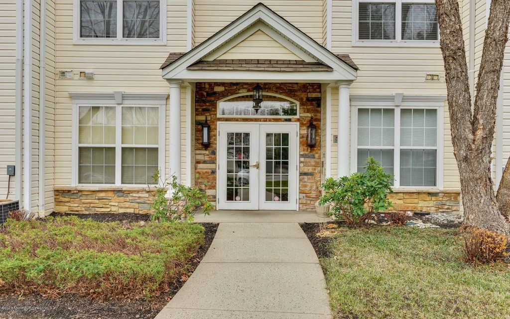 Condominium for Sale at 311 Saint Andrews Place Manalapan, New Jersey 07726 United States