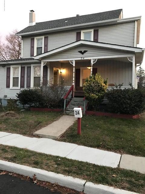 Single Family Home for Rent at 24 Elizabeth Street Keyport, 07735 United States