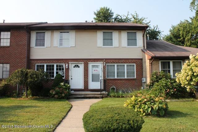 Condominio por un Alquiler en 894 Cindy Court Brick, Nueva Jersey 08724 Estados Unidos