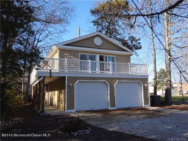 独户住宅 为 销售 在 16 Oak Street Manahawkin, 新泽西州 08050 美国