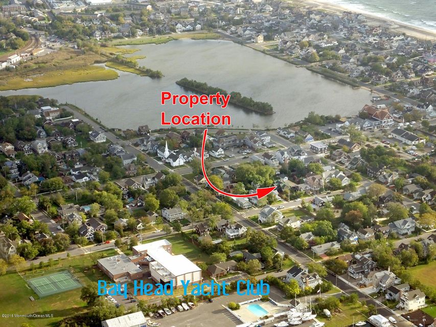 Single Family Home for Sale at 110 Grove Street Bay Head, New Jersey 08742 United States