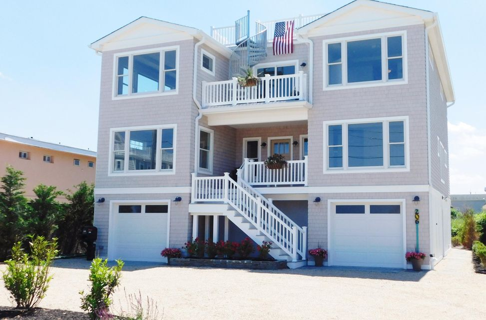 Casa Unifamiliar por un Venta en 206 Carter Avenue Point Pleasant Beach, Nueva Jersey 08742 Estados Unidos