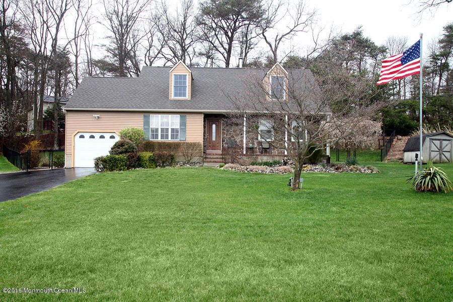 Maison unifamiliale pour l à louer à 173 Colliers Mill Road Plumsted, New Jersey 08533 États-Unis