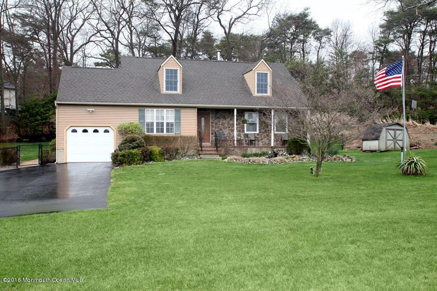Additional photo for property listing at 173 Colliers Mill Road  Plumsted, New Jersey 08533 États-Unis