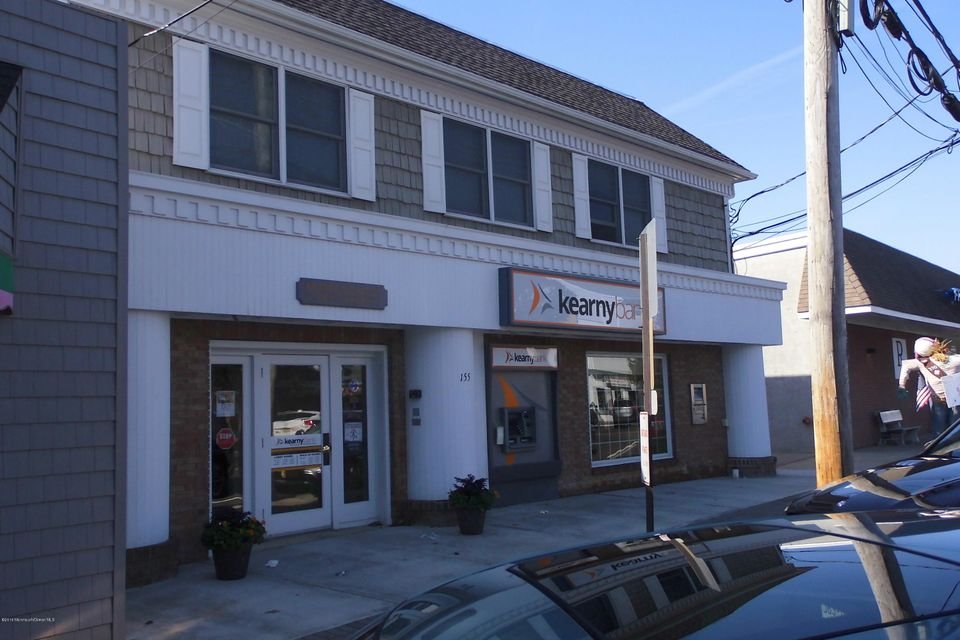 Commercial for Sale at 155 Main Street Manasquan, New Jersey 08736 United States