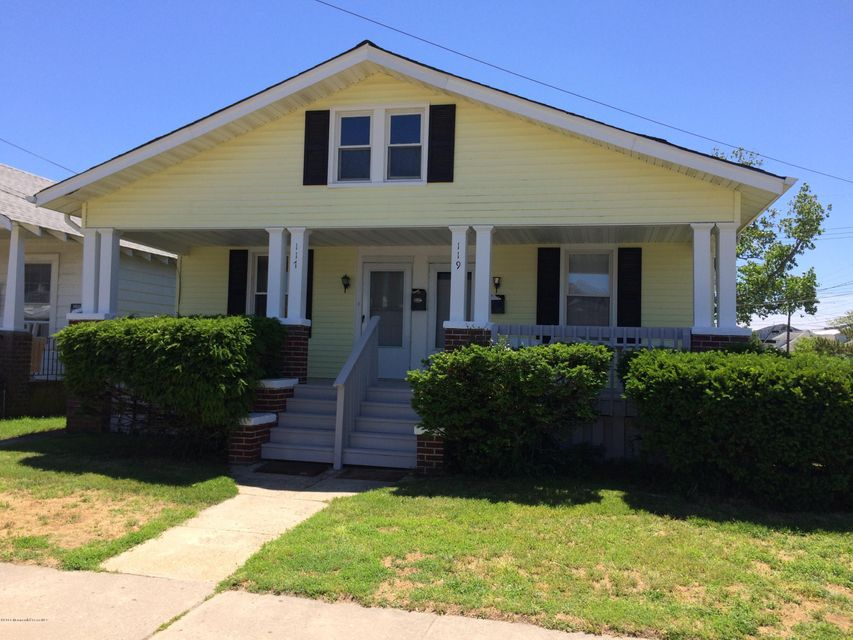 Multi-Family Home for Rent at 119 14th Avenue Belmar, 07719 United States