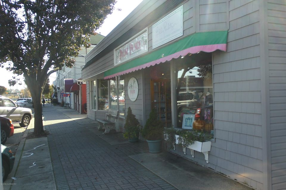 Commercial for Sale at 161 Main Street Manasquan, 08736 United States