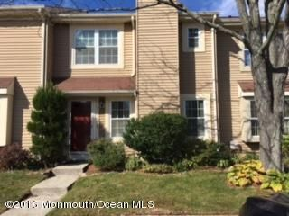 Condominium for Sale at 9 Alameda Court Eatontown, New Jersey 07724 United States