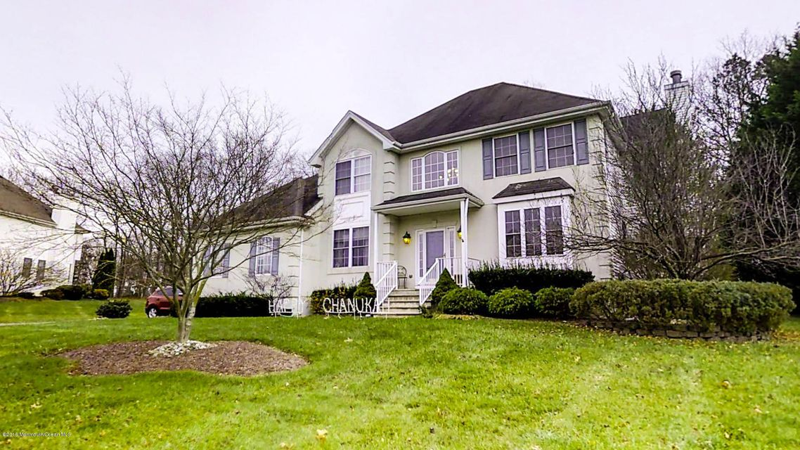 Single Family Home for Sale at 8 Pointe Circle Jackson, New Jersey 08527 United States