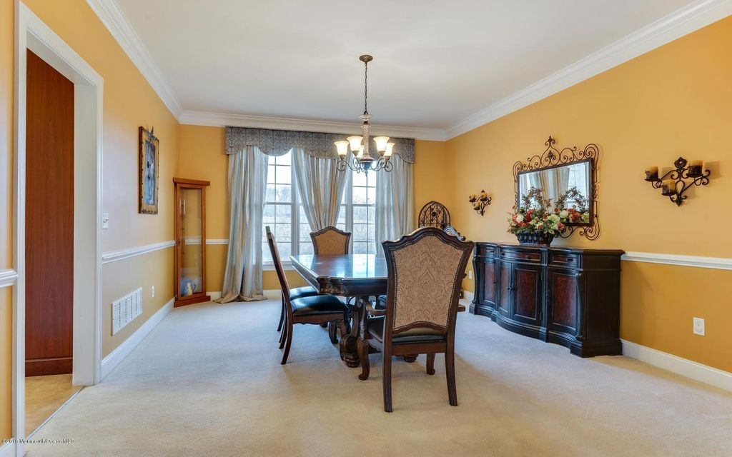 Additional photo for property listing at 2 Elkridge Way  Manalapan, New Jersey 07726 United States