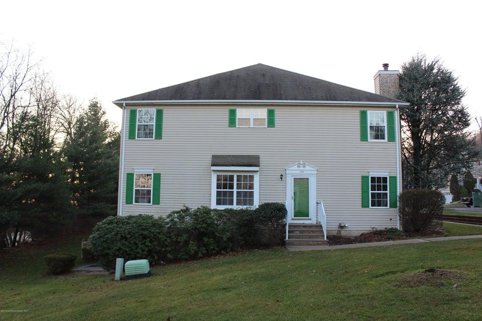Appartement en copropriété pour l Vente à 109 Tallwood Lane Green Brook Township, New Jersey 08812 États-Unis