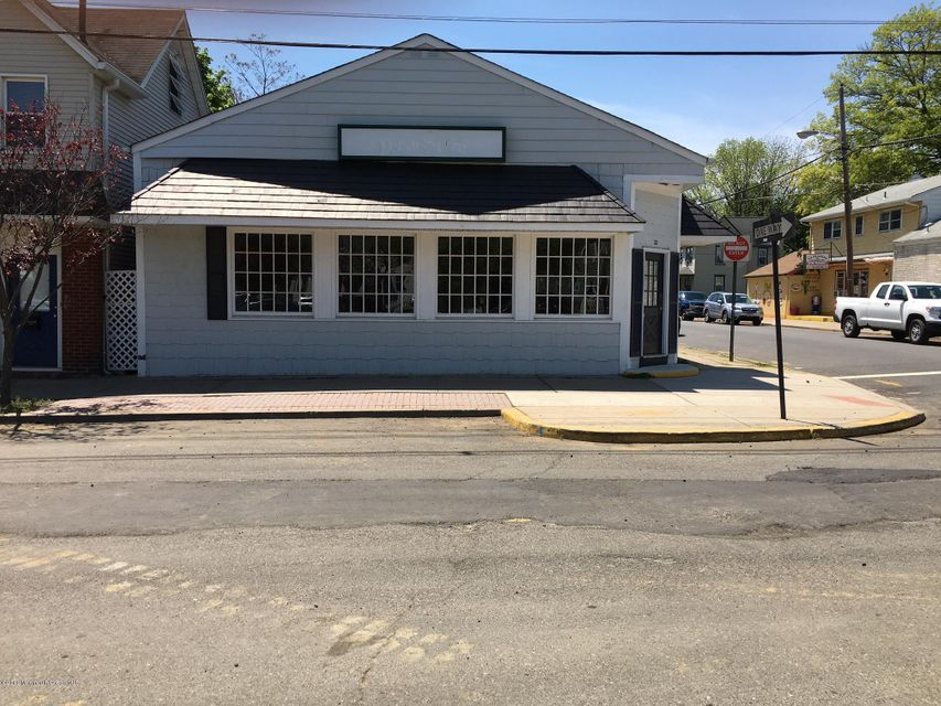 Commercial for Sale at 22 Railroad Avenue Jamesburg, New Jersey 08831 United States