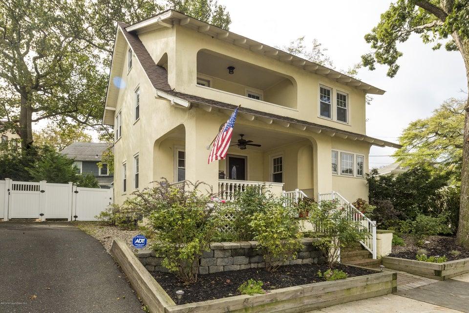 独户住宅 为 出租 在 708 8th Avenue 艾斯柏瑞公园市, 07712 美国