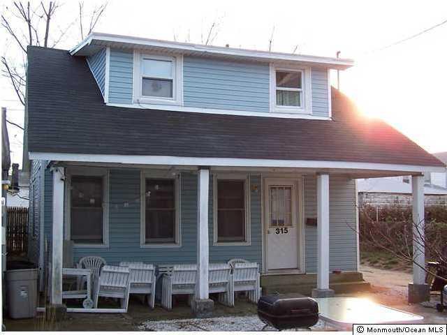 Casa Unifamiliar por un Alquiler en 315 Park Place Avenue Bradley Beach, Nueva Jersey 07720 Estados Unidos