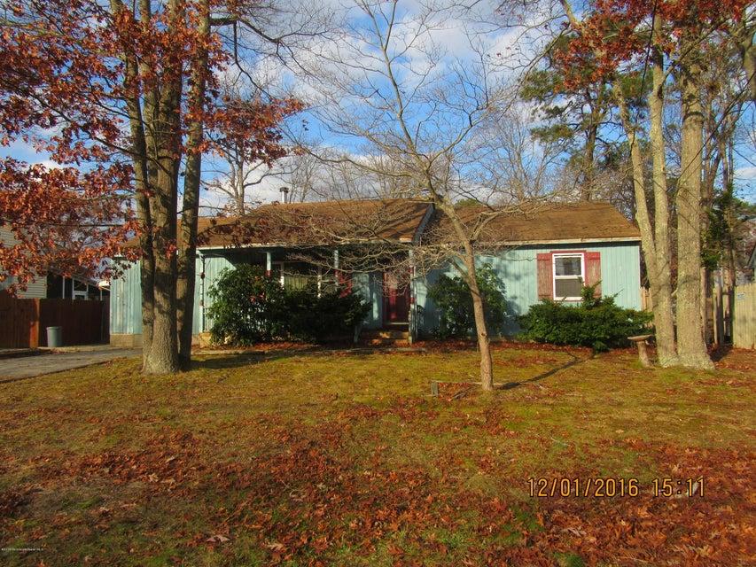Maison unifamiliale pour l Vente à 1206 Kennebec Road Forked River, New Jersey 08731 États-Unis
