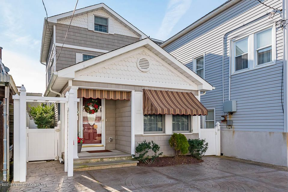 Single Family Home for Sale at 57 Porter Avenue Seaside Park, New Jersey 08752 United States