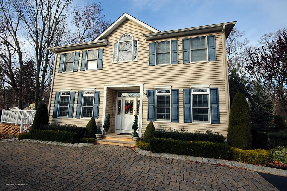 Single Family Home for Sale at 29 Muhlenbrink Road Colts Neck, New Jersey 07722 United States