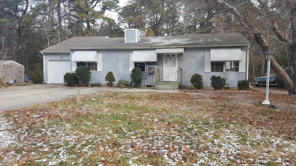 Casa Unifamiliar por un Venta en 39 Thorn Avenue Barnegat, Nueva Jersey 08005 Estados Unidos