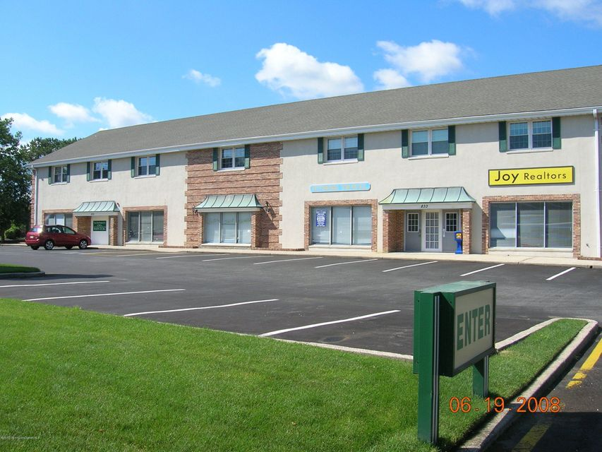 Commercial for Sale at 833 Route 37 Toms River, New Jersey 08755 United States
