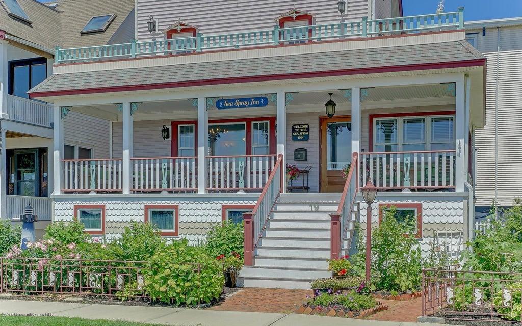 商用 为 销售 在 19 Broadway Ocean Grove, 07756 美国