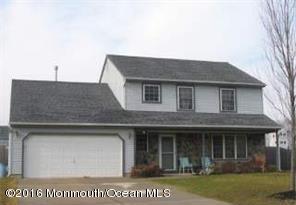 Casa Unifamiliar por un Alquiler en 3 Jennifer Court Eastampton, Nueva Jersey 08060 Estados Unidos