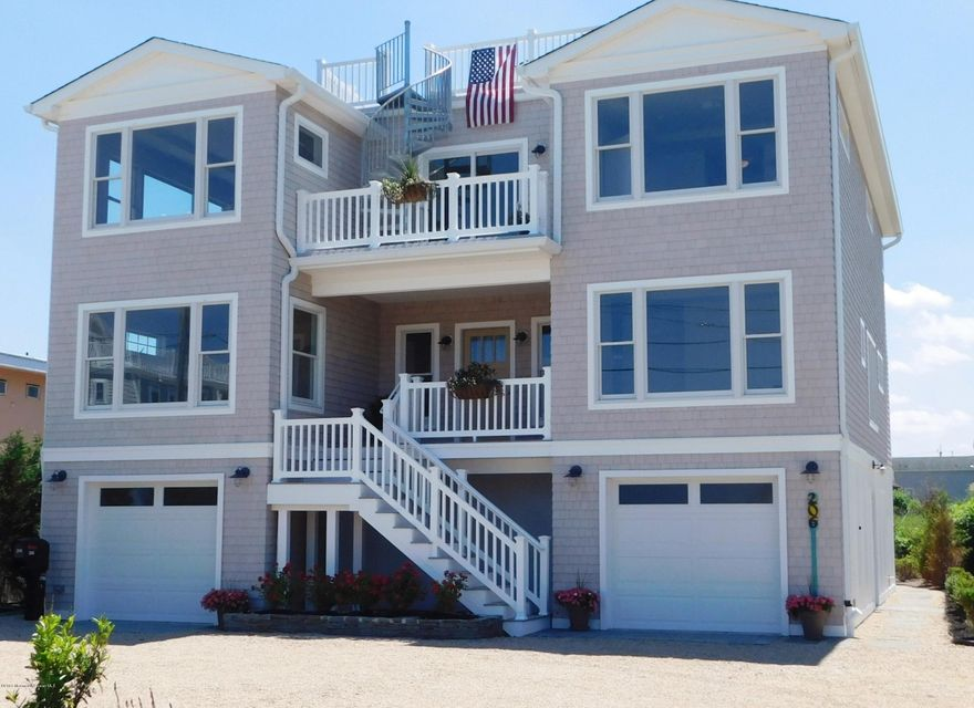 Single Family Home for Sale at 206 Carter Avenue Point Pleasant Beach, New Jersey 08742 United States