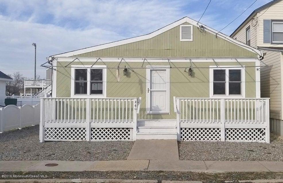 多户住宅 为 销售 在 260 Kearney Avenue Seaside Heights, 新泽西州 08751 美国