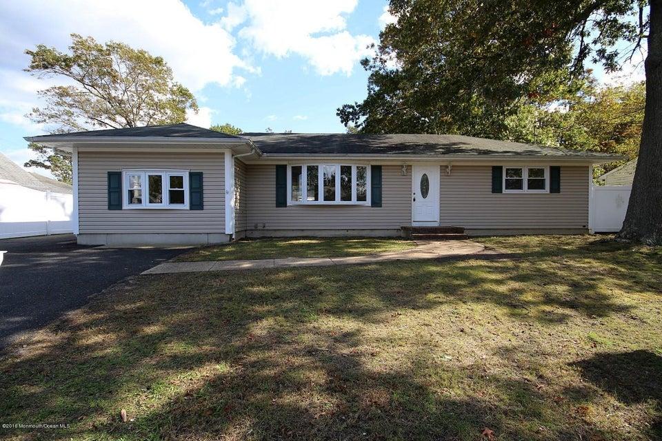 Casa Unifamiliar por un Venta en 609 Spray Avenue Beachwood, Nueva Jersey 08722 Estados Unidos