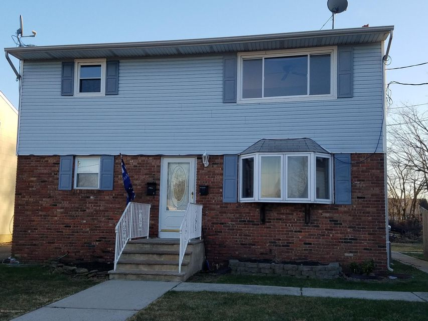 Single Family Home for Rent at 8 Washington Avenue Keansburg, New Jersey 07734 United States