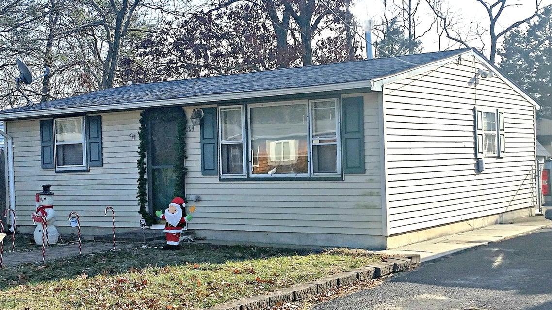 Casa Unifamiliar por un Alquiler en 208 Laurel Drive Bayville, Nueva Jersey 08721 Estados Unidos