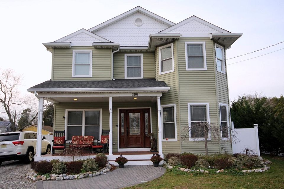 Single Family Home for Sale at 396 Main Street Manahawkin, New Jersey 08050 United States