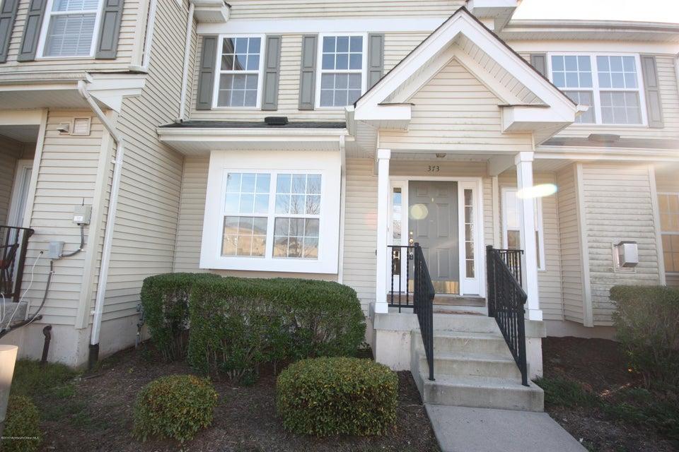 Appartement en copropriété pour l Vente à 373 Brookfield Drive Jackson, New Jersey 08527 États-Unis