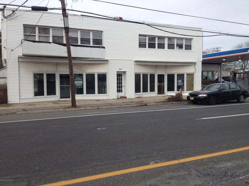 Commercial for Sale at 603 Richmond Avenue Point Pleasant Beach, New Jersey 08742 United States