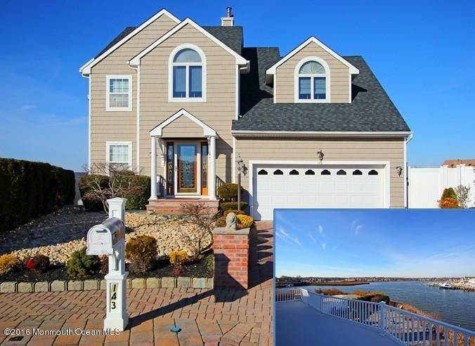 Single Family Home for Sale at 143 Glimmer Glass Circle Manasquan, New Jersey 08736 United States