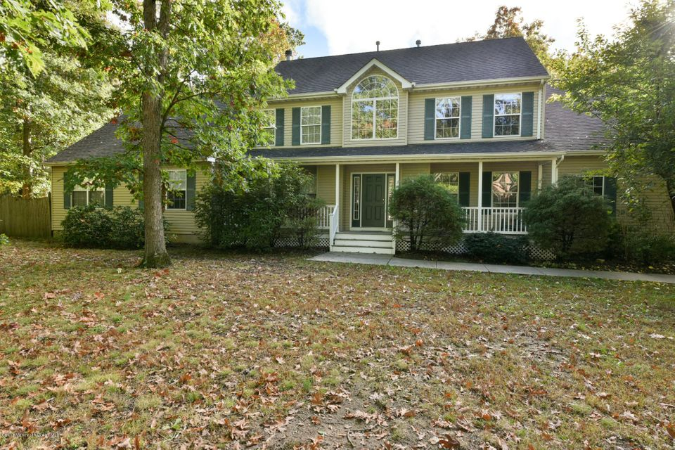 Single Family Home for Sale at 1963 Vermont Avenue Toms River, New Jersey 08755 United States