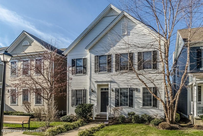 Maison unifamiliale pour l Vente à 5 Hawk Way Lakewood, New Jersey 08701 États-Unis