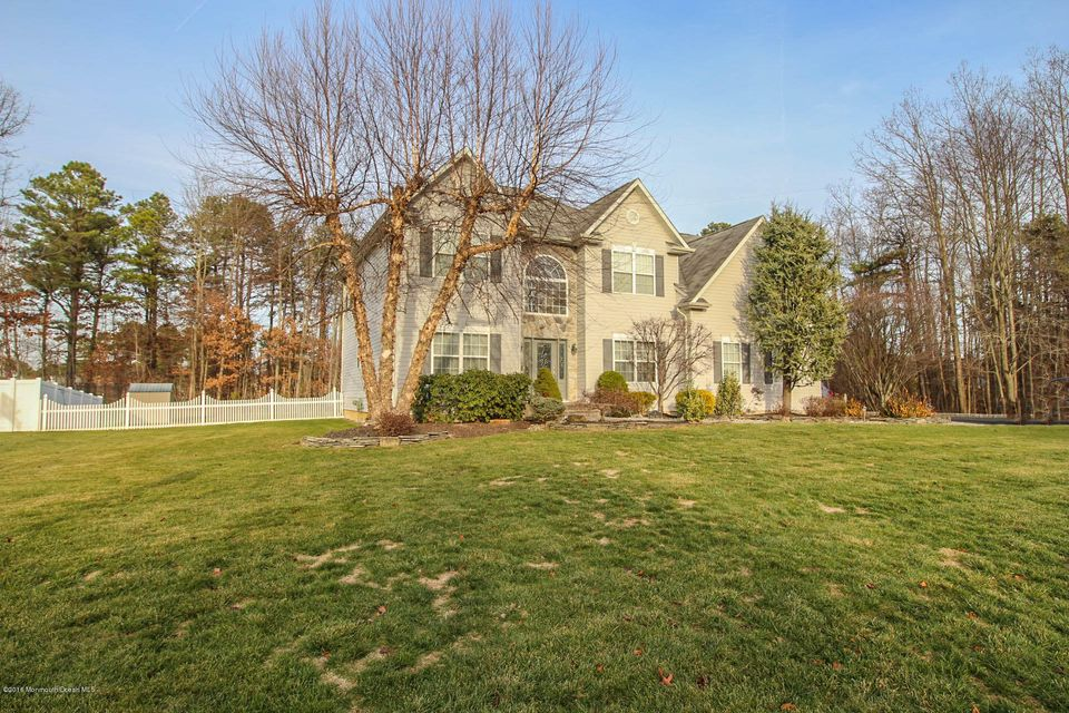 独户住宅 为 销售 在 1 Namsan Drive 门罗, 新泽西州 08831 美国