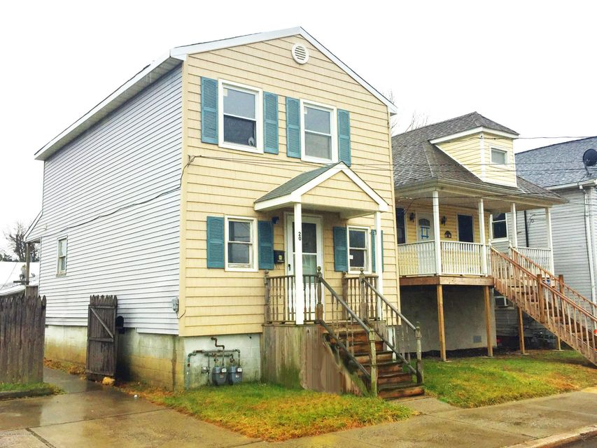 Single Family Home for Sale at 20 Belleview Avenue Keansburg, New Jersey 07734 United States