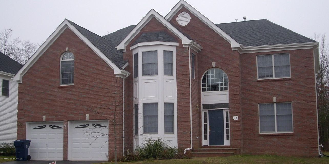 Single Family Home for Rent at 16 Harvest Way Little Egg Harbor, 08087 United States
