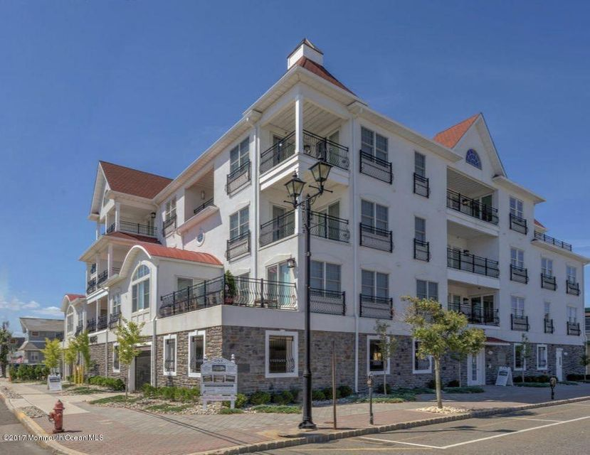 Single Family Home for Sale at 1 Boulevard Seaside Heights, New Jersey 08751 United States