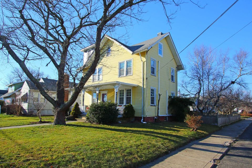 Single Family Home for Sale at 472 Church Street Long Branch, New Jersey 07740 United States