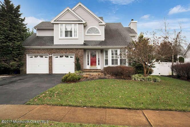 独户住宅 为 销售 在 292 Van Avenue 布里克, 新泽西州 08724 美国