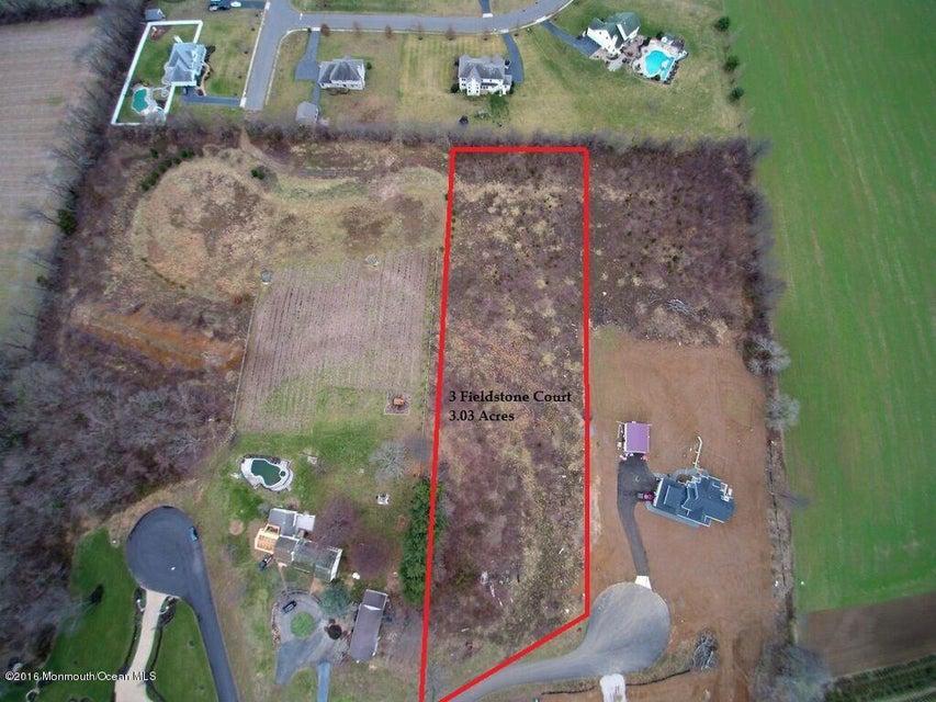 土地 为 销售 在 3 Fieldstone Court Cream Ridge, 新泽西州 08514 美国