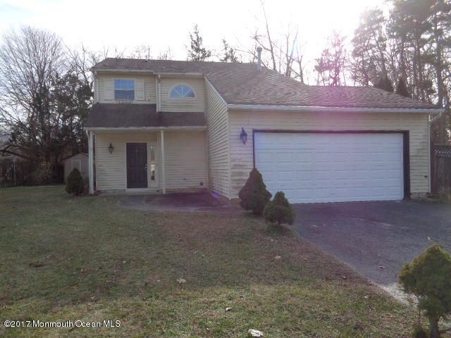 Single Family Home for Sale at 7 Sweet Gum Road Howell, New Jersey 07731 United States