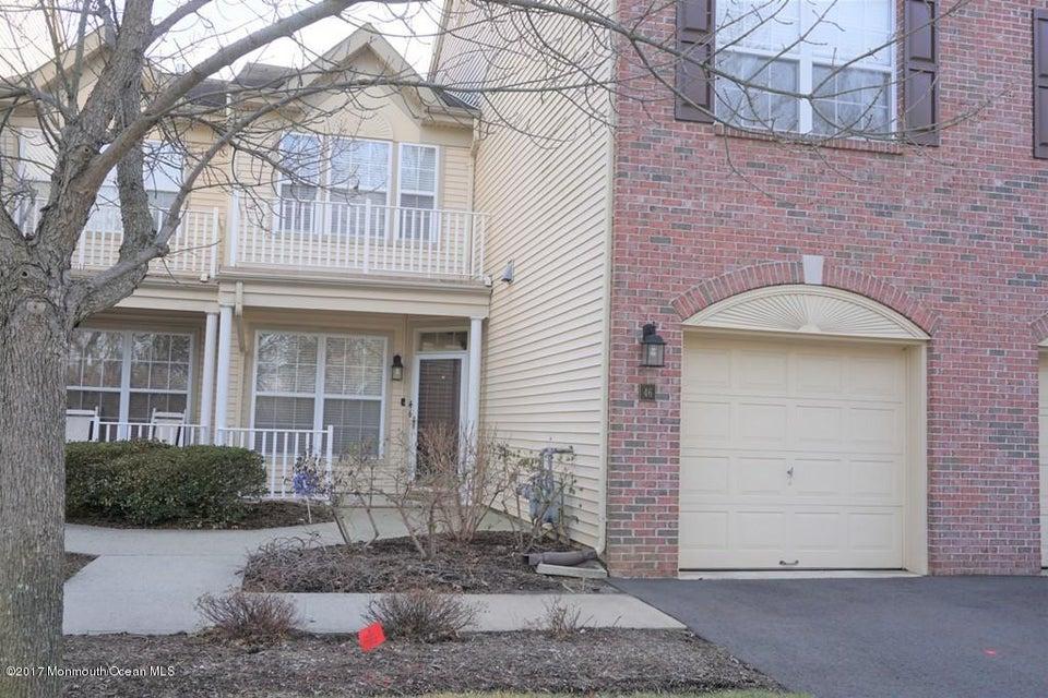 Condominium for Rent at 46 Poplar Lane Holmdel, 07733 United States