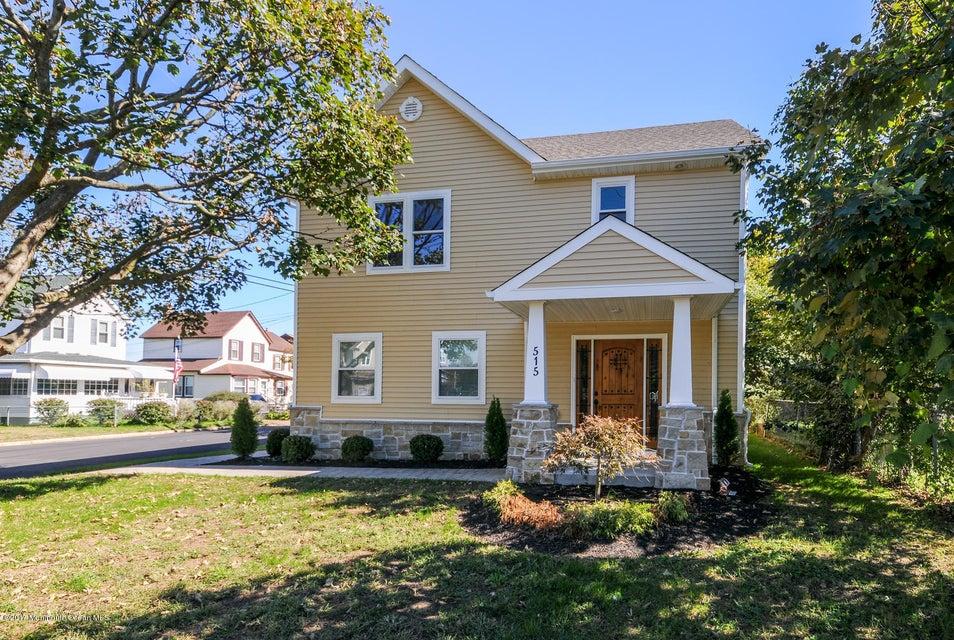独户住宅 为 销售 在 515 Sairs Avenue 朗布兰奇, 新泽西州 07740 美国