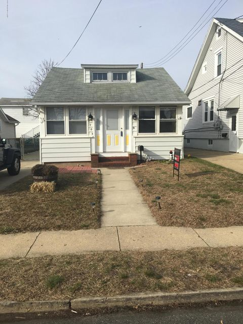 Maison unifamiliale pour l à louer à 1703 Snyder Avenue Belmar, New Jersey 07719 États-Unis