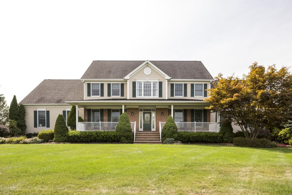 Single Family Home for Sale at 21 Jockey Terrace Colts Neck, New Jersey 07722 United States