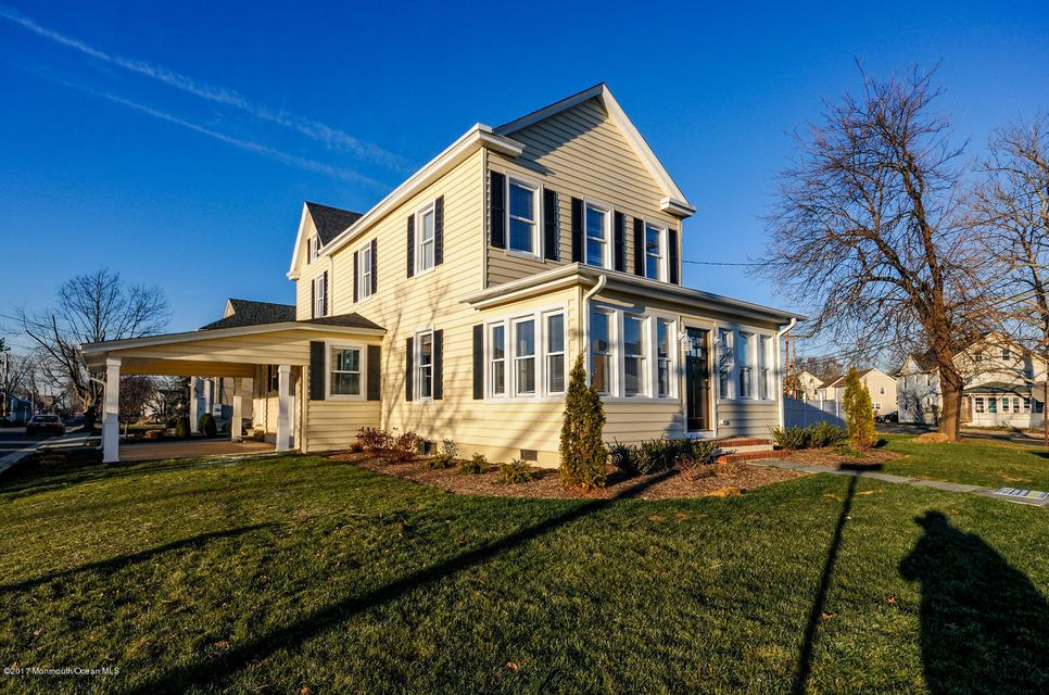 Single Family Home for Sale at 128 Main Street Port Monmouth, New Jersey 07758 United States