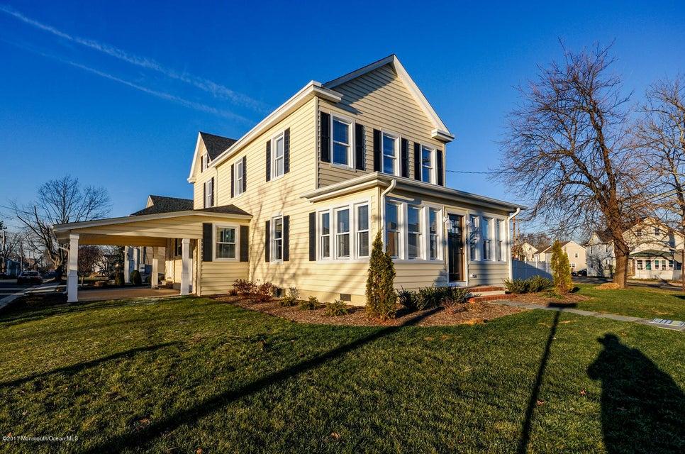 独户住宅 为 销售 在 128 Main Street Port Monmouth, 新泽西州 07758 美国